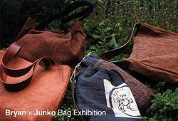 Bryan x Junko Bag Exhibition