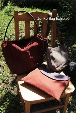 Junko Bag Exhibition