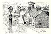 'North Country Sketches -英国風景- 相原了 ペン画展