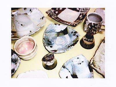 彩りの器 東 典男 作陶展