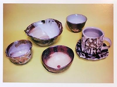 東典男作陶展 - 1300度で焼き上げた器 -